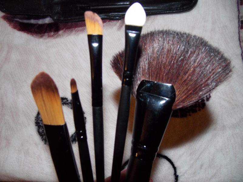Хорошие кисти для макияжа с алиэкспресс