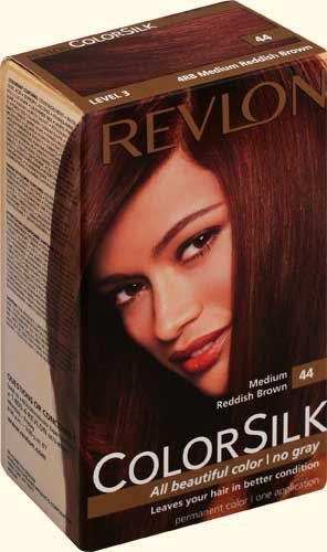 Revlon краска для волос colorsilk