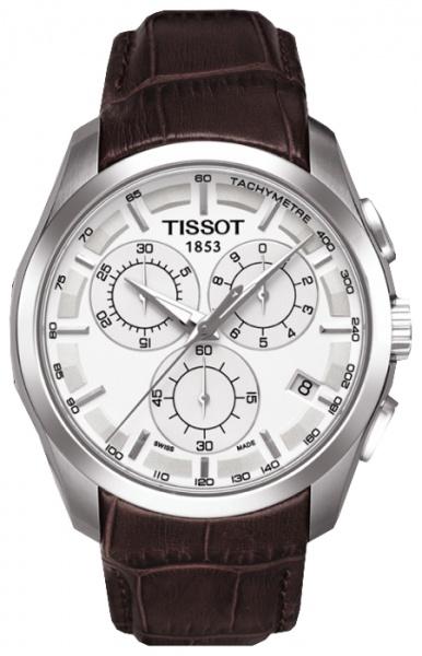 Часы Tissot мужские - обзор, популярные модели часов