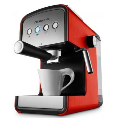 Кофеварка эспрессо polaris pcm 1516e adore crema отзывы