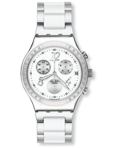 b3df653e Наручные часы Swatch white ceramic | Отзывы покупателей
