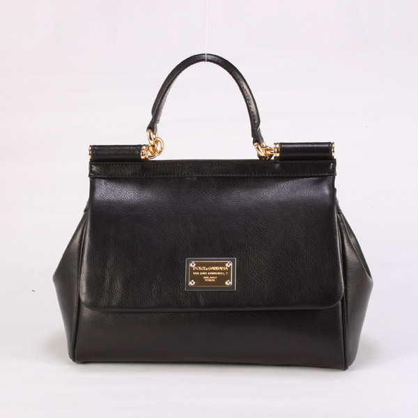 20a0d2449704 Сумочка Aliexpress DOLCE & GABBANA The Miss Sicily leather shoulder bag -  отзывы