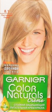 Краска для волос Garnier Color naturals creme - отзывы 07b075c08bdf4