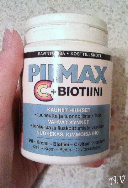 витамины для ногтей и волос отзывы