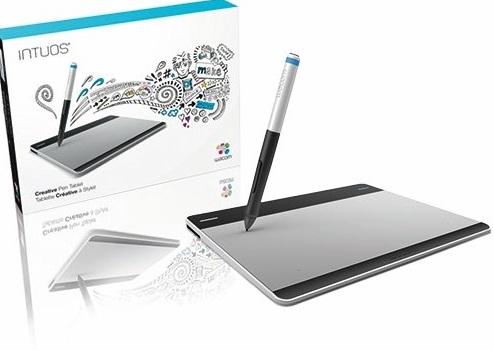 Графический планшет WACOM Intuos Pen Small - отзывы