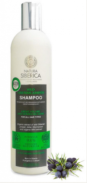 Шампунь натура сиберика для всех типов волос
