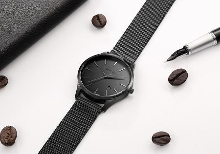 2f66677658bfb Часы женские наручные кварцевые Aliexpress CRRJU Black Watch Top Brand  Luxury Famous Calendar Relogio Masculino - отзывы