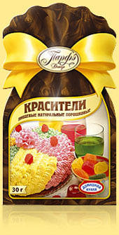 сколько стоит пищевые красители москва