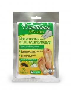 Носки для отшелушивания пяток ног в домашних условиях (отзывы о.