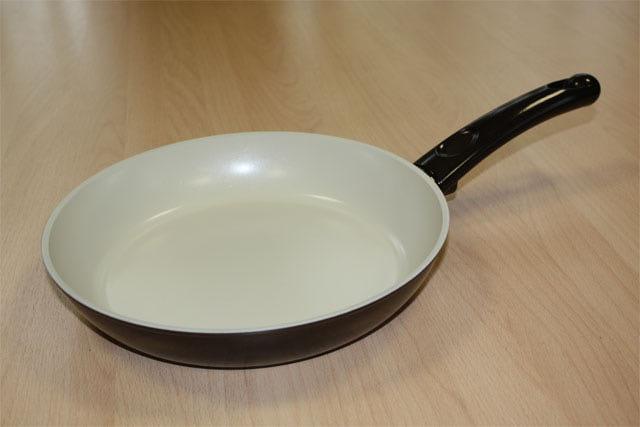 керамическая сковорода для здоровья