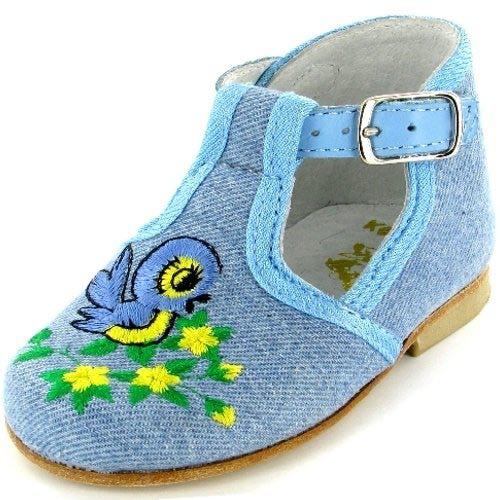 Текстильная обувь Котофей Туфельки детские гусариковые | Отзывы