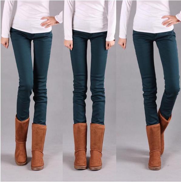 Завышенные джинсы доставка