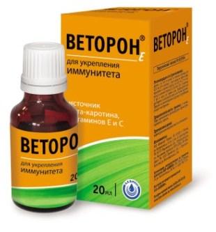 Десткий «веторон»: витамины, отзывы и инструкция по применению.