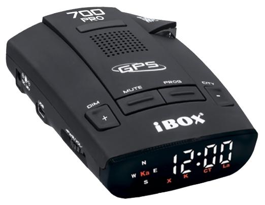 Радар детектор ibox pro 700 gps руководство пользователя