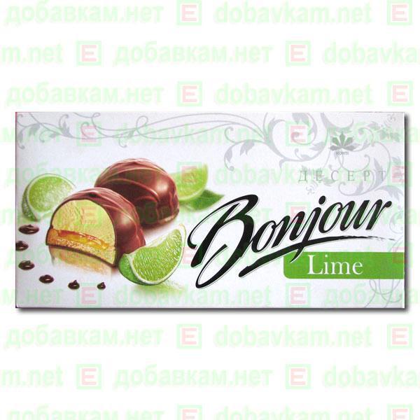 десерт Bonjour Konti лайм