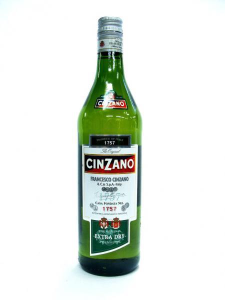 Cinzano extra dry как употреблять
