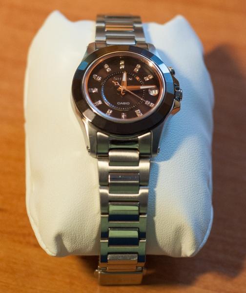 b9c93e998308 Наручные кварцевые женские часы Casio Sheen (SHE-4509SG-5A)   Отзывы ...