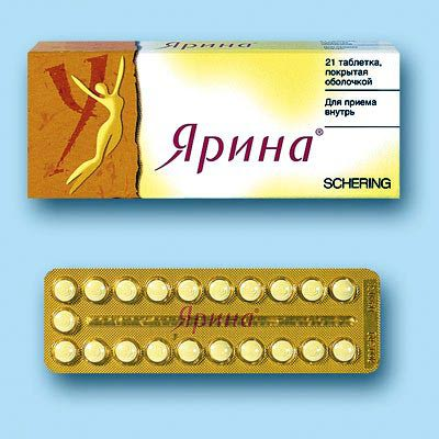 Контрацептивы Schering AG