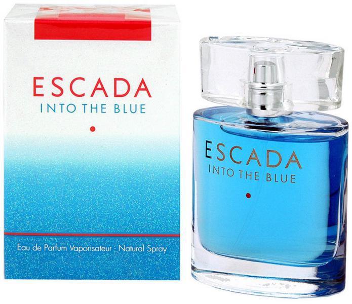 Escada Into The Blue отзывы покупателей
