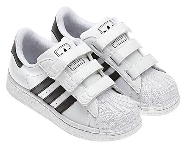 Кроссовки Adidas SuperStar - «Детские