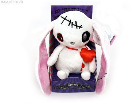 1aae3aba9fd0 Салавери Magic Bear Toys. Заяц живое сердце - «