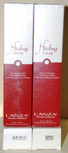 Lanza краска для волос