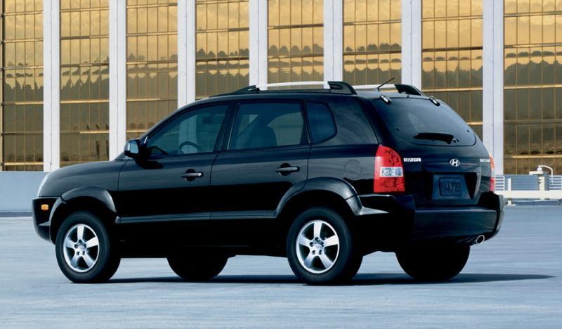 Hyundai tucson 2008 problems