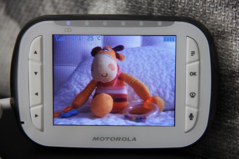 видеоняня Motorola Mbp43 с экраном 35 дюйма отзывы покупателей