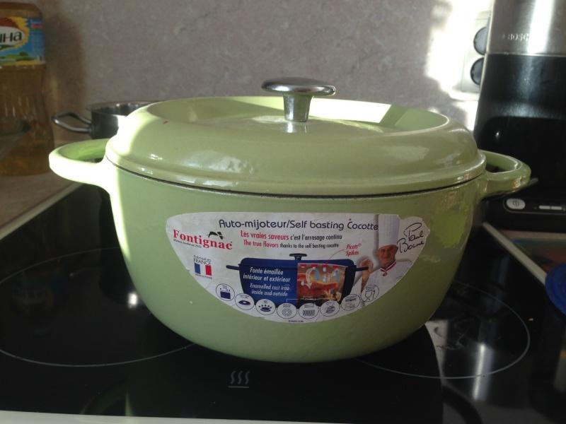 фонтиньяк посуда инструкция - фото 8