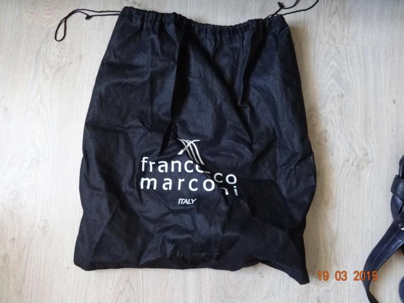 2d841397305e ... Женская сумка из натуральной кожи Francesco Marconi Франческо Маркони  фото