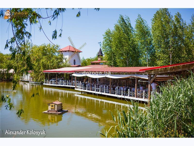 рыбацкая деревня беседки симферополь официальный сайт