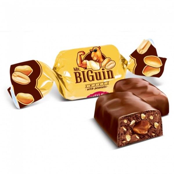 конфеты с арахисом