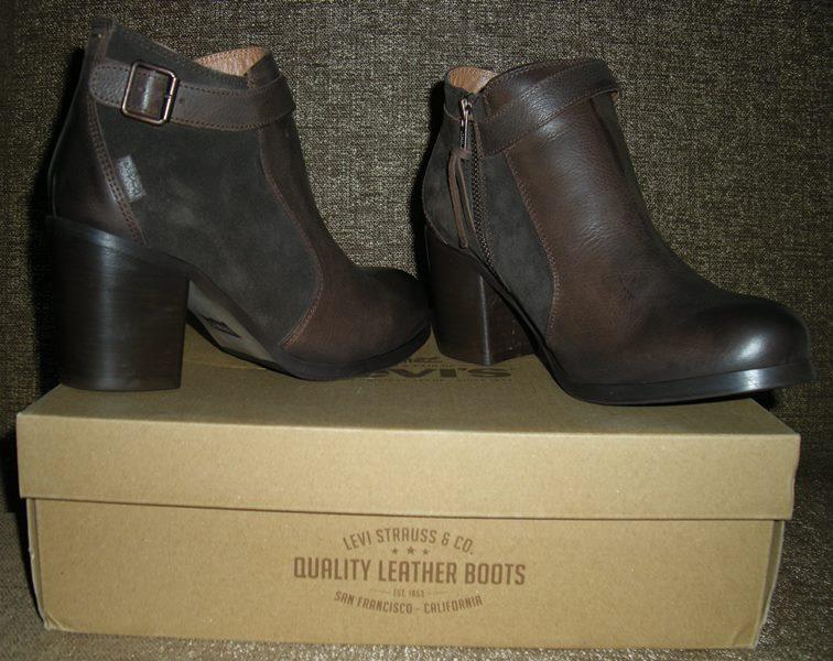 36dd735c Ботинки Levis демисезонные Calimesa Boots | Отзывы покупателей