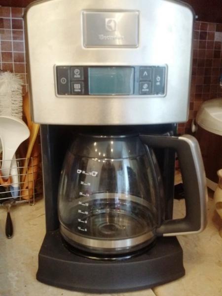 кофеварка electrolux ekf7400 инструкция
