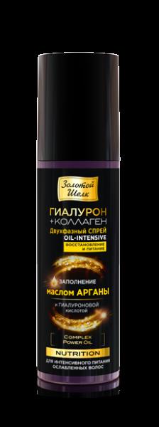 Маска для волос с гиалуроновой кислотой золотой шелк отзывы