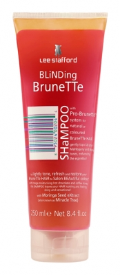lee stafford blinding brunette shampoo отзывы