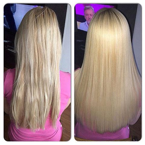 Ботокс эффект для волос