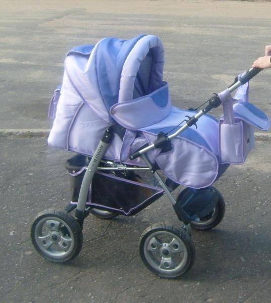 богус коляска фото