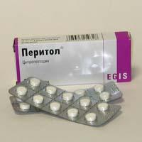Перитол таблетки инструкция