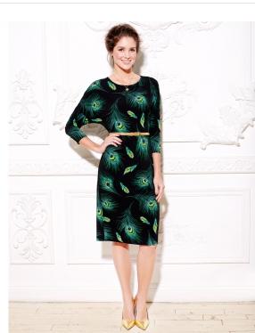Фаберлик платье зеленое отзывы