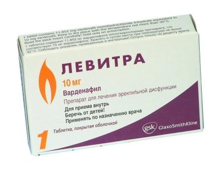 таблетки левитра bayer