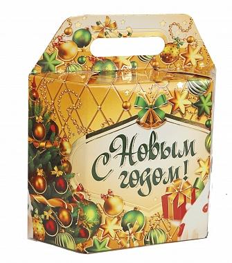 Новогодние подарки объединенные кондитеры