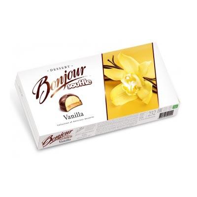 десерт конти Bonjour Souffle ваниль