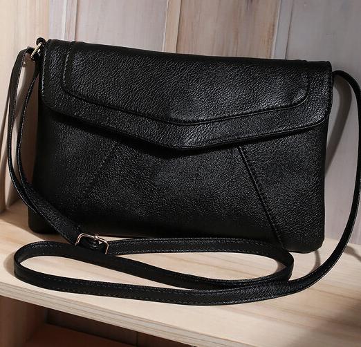 4bf21fb50f Сумка Aliexpress Designer Summer 2015 Women Leather Satchels Envelope  Shoulder Bags Ladies Vintage Handbags Small Crossbody Messenger Bag - отзывы