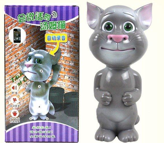 Детские игрушки кот том купить