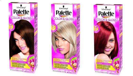 Двойной эспрессо цвет волос фото