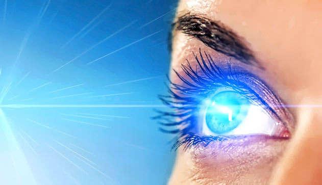 Как выглядит линза для очков при астигматизме