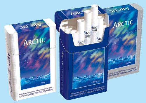 Сигареты арктику купить производство упаковки для табачных изделий