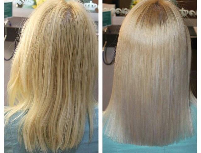 На сколько хватает ботокса для волос