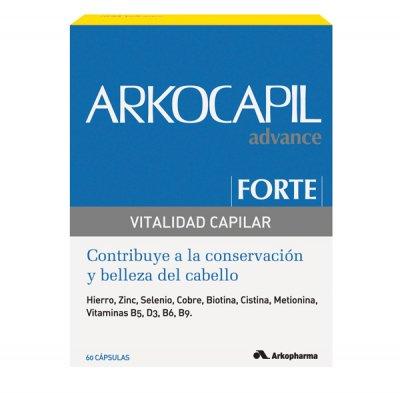 Arkocapil витамины для волос инструкция по применению